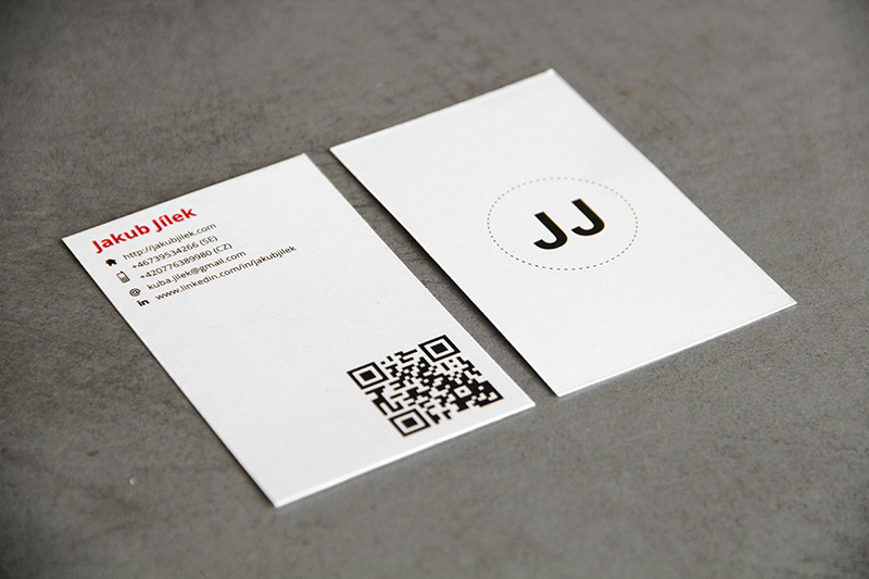 business cards resume